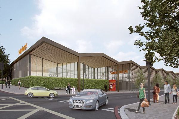 Framework Architects for Sainsbury's